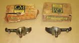 1958 PASSENGER STEERING KNUCKLE SPINDLE, NOS (PR)